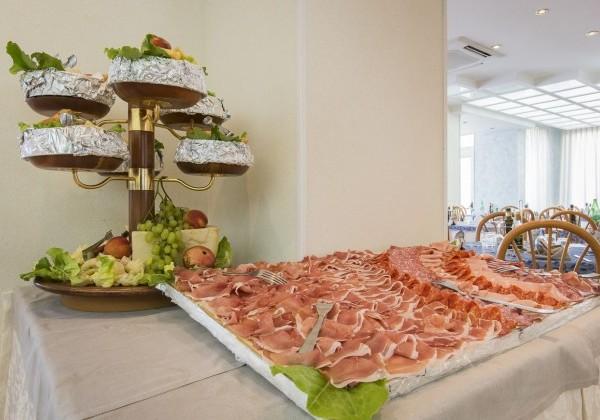 Buffet e piatti